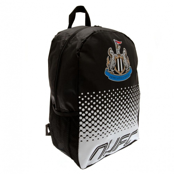 Newcastle United Fc ' Fade Football Official Backpack
