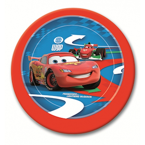 Disney Cars 2 'Francesco vs Lightning Mcqueen' Push Light