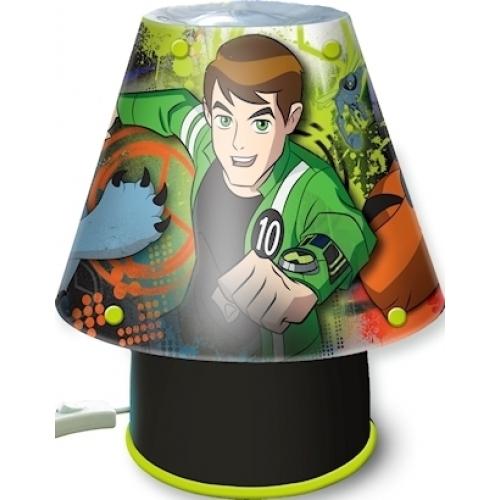 Ben 10 'Ultimate Alien' Kool Lamp