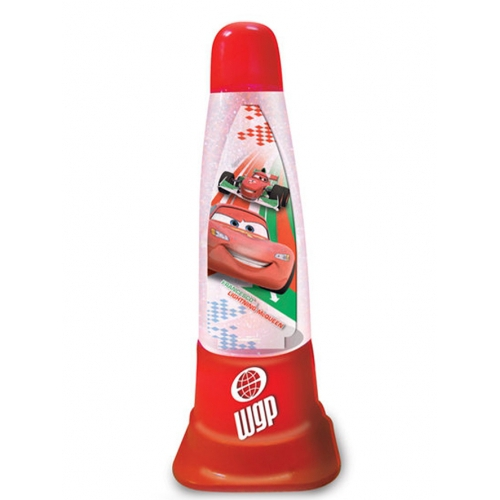Disney Cars 2 'Cone' Glitter Lamp