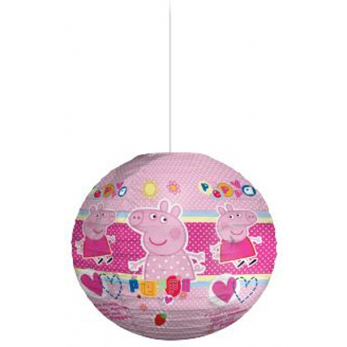 Peppa Pig 'Picnic' Paper Shade Lighting