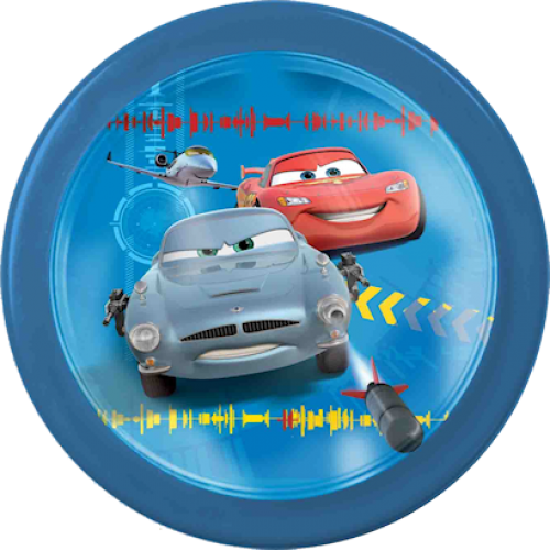 Disney Cars 'Spy' Push Light