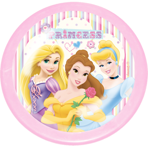 Disney Princess 'Cinderella, Belle, Rapunzel' Push Light