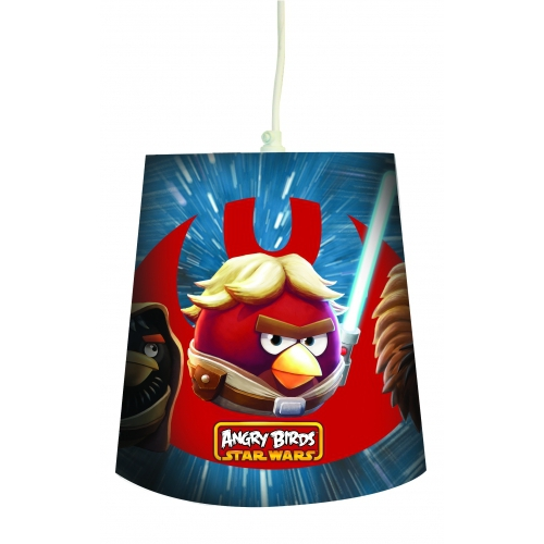Angry Birds Star Wars Tapered Shade Lighting