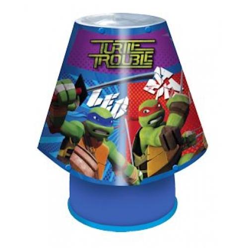 Teenage Mutant Ninja Turtles Kool Lamp