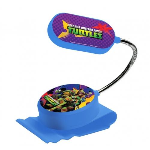 Teenage Mutant Ninja Turtles 'Clip on Bed' Led Lamp