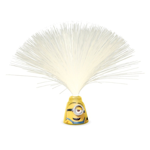 Minions The Movie 'Reflector' Fibre Optic Lamp