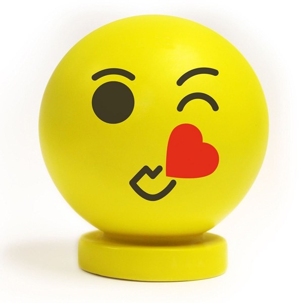 Big Kiss Emoticon Illumi-mate Led Lamp