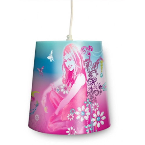 Disney Hannah Montana Glam Star Tapered Shade Lighting