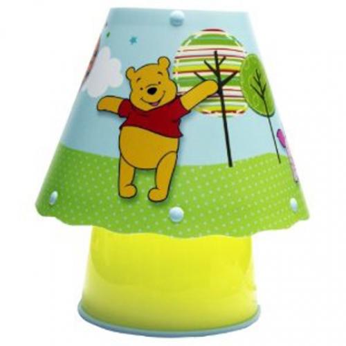Disney Winnie The Pooh Kool Lamp