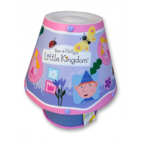 Ben and Holly Little Kingdom Kool Lamp