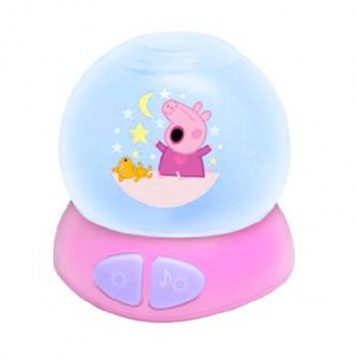 Peppa Pg 'Lulla' Musical Projection Light