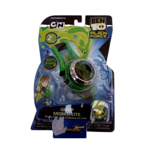 Ben 10 Alien Force Goop Morph-lite Push Light