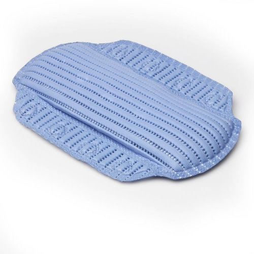 Blue Relaxing Bath Tub Pillow