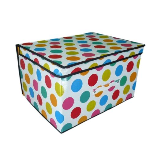 Spots Jumbo Box Storage