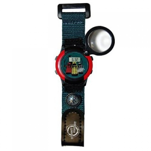 Doctor Who 'Exterminate' Wrist Watch