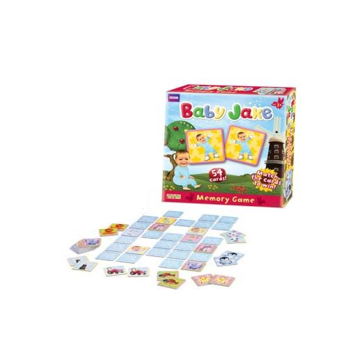 Baby Jake Memory Game Puzzle