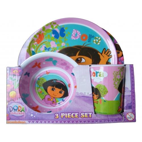 Dora Dinner Set