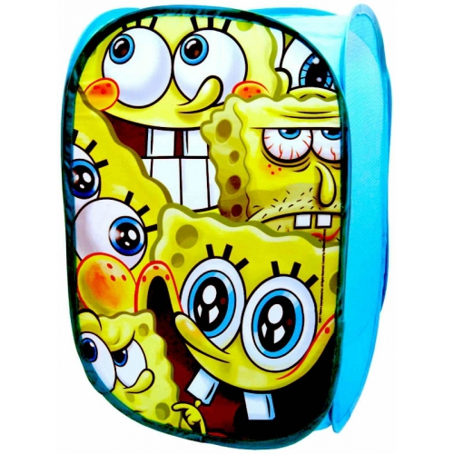 Spongebob Squarepants 'Heads' Pop Up Room Tidy