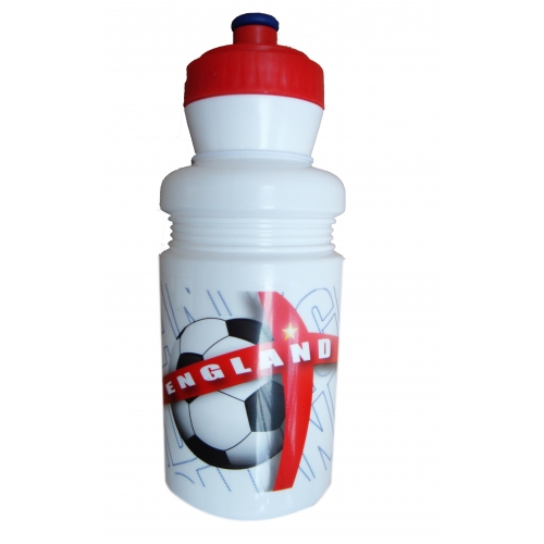 England White Bottle Fc Football Sports Water Official