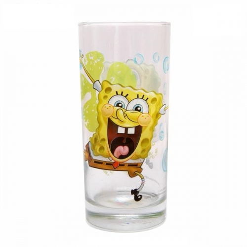 Spongebob Squarepants 12pc Glass