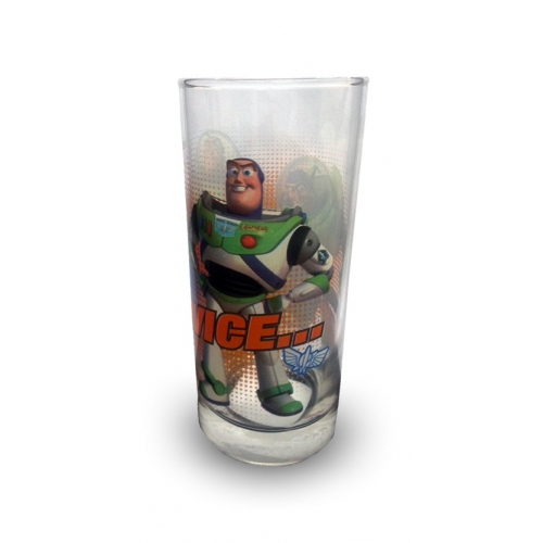 Disney Toy Story 3 Buzz 300ml 12pc Glass