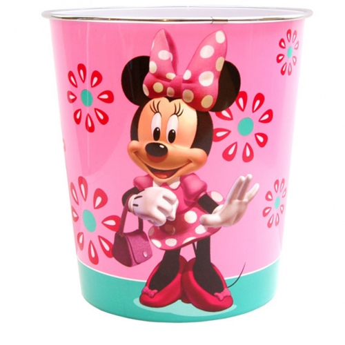 Disney Minnie Mouse Waste Bin