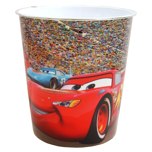 Disney Cars 2 Waste Bin