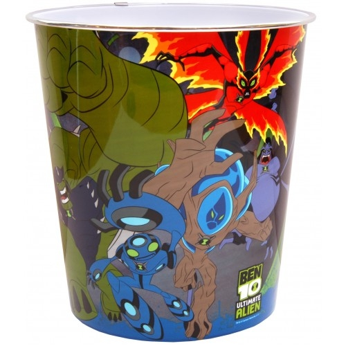 Ben 10 'Ultimate Alien' Waste Bin