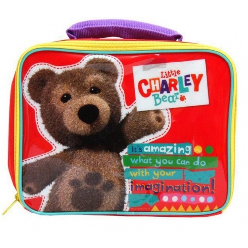 Little Charley Bear School Premium Lunch Bag Insulated