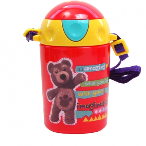 Little Charley Bear 'It' S Amazing' Dome Pop Up Bottle