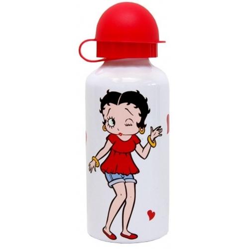 Betty Boop 'Boop' Aluminum Water Bottle