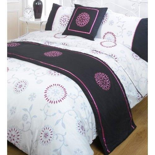 Titania Pink Bed In Bag Bedding King Duvet Cover Set
