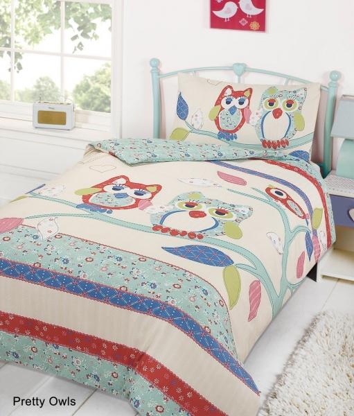 single treffen owl bed room