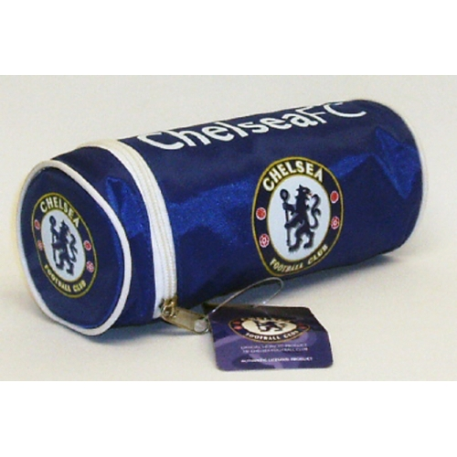 Chelsea Fc Football Pencil Case Official Stationery
