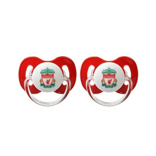 Liverpool Fc Football Soother Official Zero Month 0m+ Baby Care