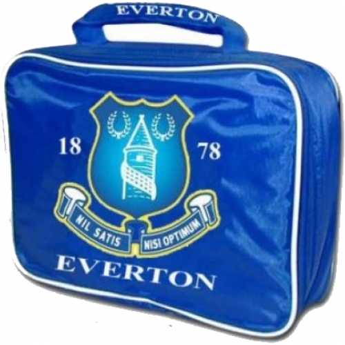 Everton Fc Football Rectangle Lunch Bag Official