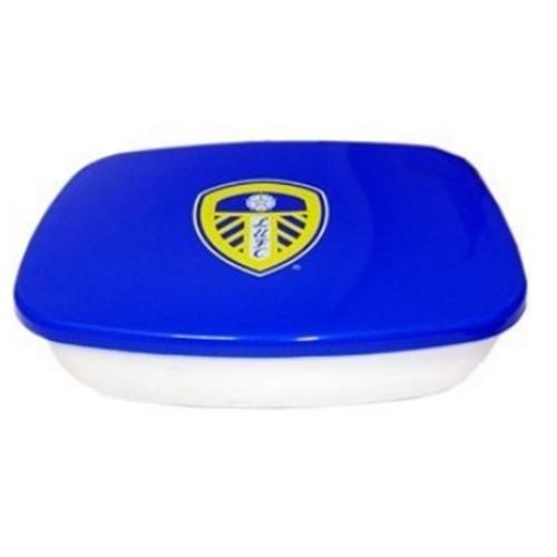 Leeds Fc Football Sandwich Box Official Lunch