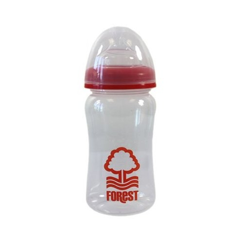 Nottingham Forest Fc Football Feeding Bottle Official From Zero Month 250ml 0m+ Baby Care