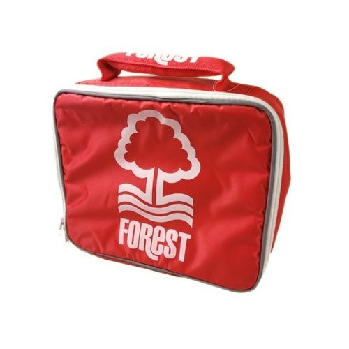 Nottingham Forest Fc Football Rectangle Lunch Bag Official