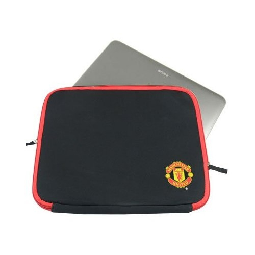 Manchester United Fc Football Laptop Sleeve Official Computer Accessories