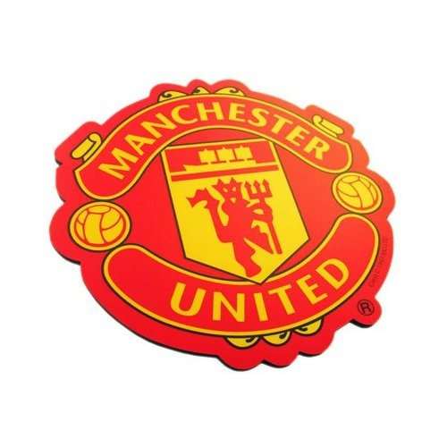 Manchester United Fc Football Mouse Mat Official Computer Accessories