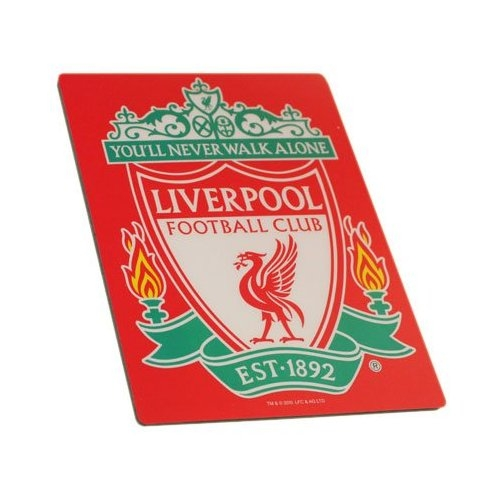 Liverpool Fc Football Mouse Mat Official Computer Accessories
