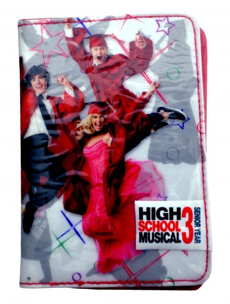 Disney High School Musical Passport Cover