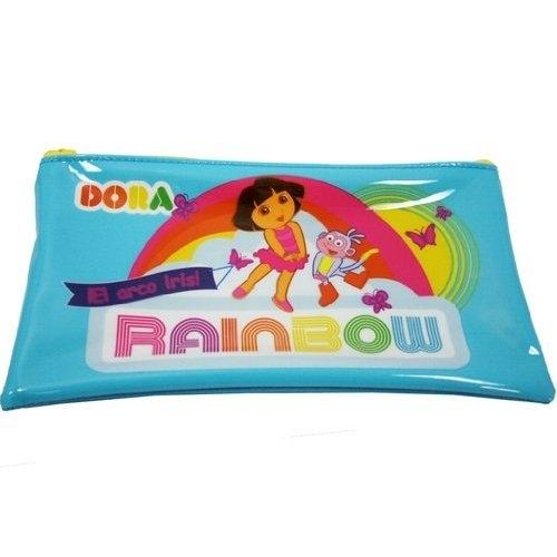 Dora Rainbow Pencil Case Stationery