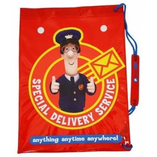 Postman Pat 'Sds' School Swim Bag