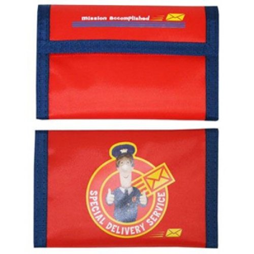 Postman Pat 'Special Delivery Service' Wallet