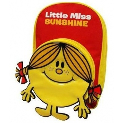 Little Miss Sunshine School Bag Rucksack Backpack