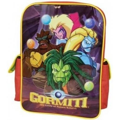 Gormiti School Bag Rucksack Backpack