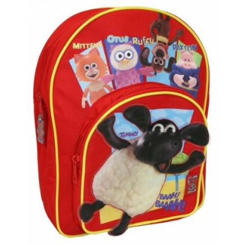 Timmy Time Playtime School Bag Rucksack Backpack